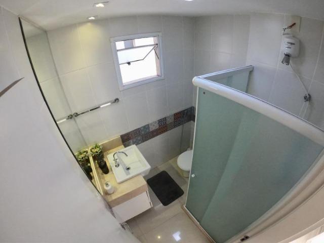Lindo Apartamento 3 Quartos com Suíte Montado no Condomínio Villaggio Manguinhos - Foto 9