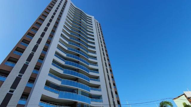 (JR) Apartamento alto padrão no Cocó - 176m² -4 Suítes - 3 Vagas - Consulte-nos!