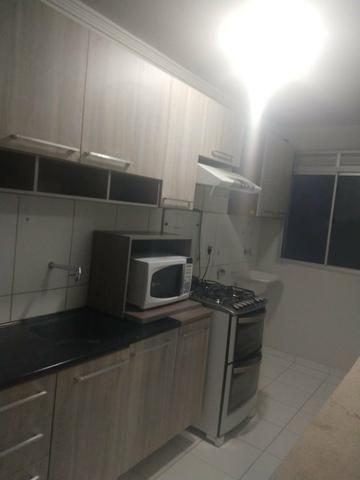 Vendo ou troco apartamento 60 mil e assume o financiamento aceita carro - Foto 6
