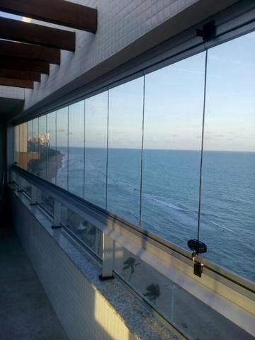 Cortina de vidro, porta de vidro, box de vidro e vidro temperado em geral