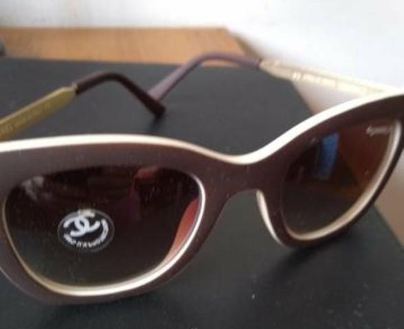 Óculos de sol Chanel- novo - Bijouterias, relógios e acessórios ... 99741cb21f