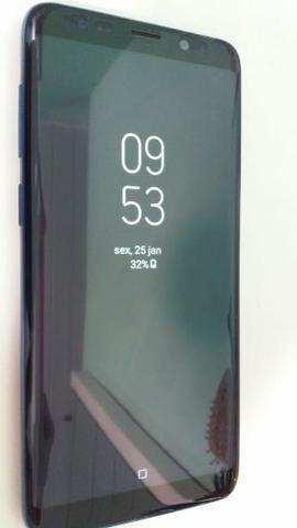 S9 novinho 126gb