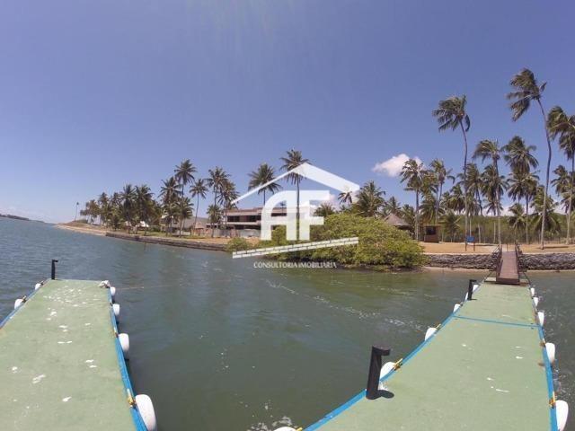 Um dos maiores lotes no condomínio laguna - Confira já - Marechal Deodoro - Foto 8