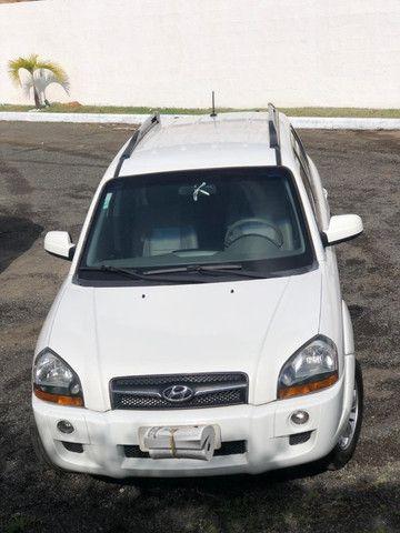 Hyundai Tucson Branca 2014/2015 16V Flex 4P Automático - Foto 6