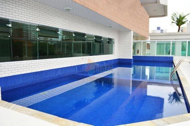 Apartamento com 3 dormitórios para alugar, 131 m² por R$ 3.500,00/mês - Vila Guilhermina - - Foto 16