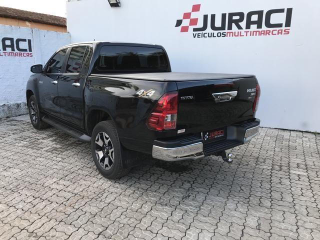 Toyota/Hilux cd SRX 4x4 2018/2019 - Foto 4