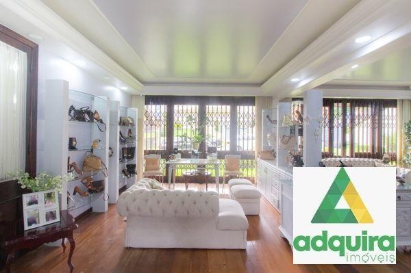 Casa com 4 quartos - Bairro Jardim Carvalho em Ponta Grossa - Foto 6