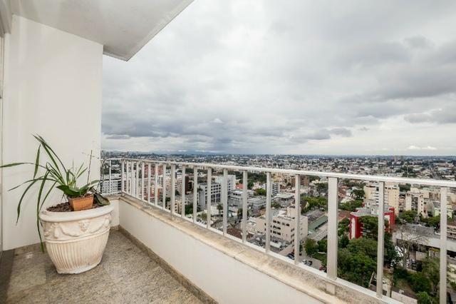 AT0001-Apartamento Triplex com 4 quartos, 2 vagas - Rebouças/Curitiba - Foto 6