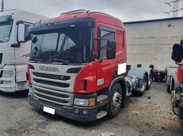 Scania P 360 (Parcelamos)