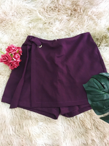Short saia disponível