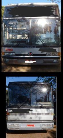 Vendo ônibus trabalhando com contrato no Mato Grosso do Sul - Foto 4