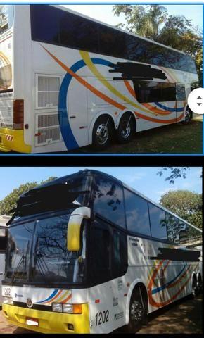 Vendo ônibus trabalhando com contrato no Mato Grosso do Sul - Foto 3