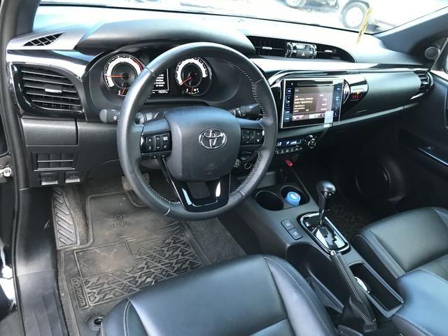 Toyota/Hilux cd SRX 4x4 2018/2019 - Foto 10