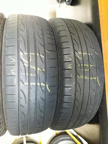 Pneus 205/65r15 Dunlop 50% 60% - Foto 2