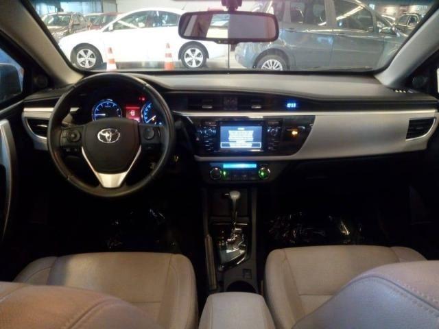 COROLLA 2017 2.0 XEI BLINDADO 16V FLEX 4P AUTOMÁTICO EXTRA - Foto 7