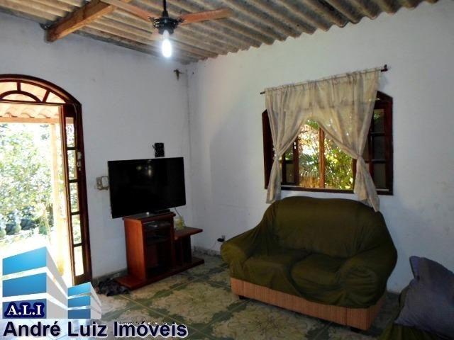 Casa ampla e independente na Ilha de Itacuruçá-RJ ( André Luiz Imóveis ) - Foto 2