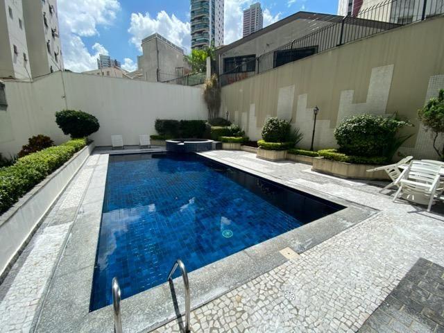 Permuta, 3 suites 3 vagas, 1 por andar, 240m2 - Jd. Analia Franco - Foto 20