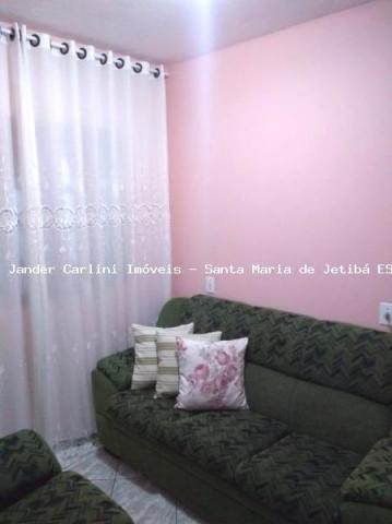 Casa para Venda em Santa Maria de Jetibá, Centro, 2 dormitórios, 2 banheiros, 1 vaga - Foto 3