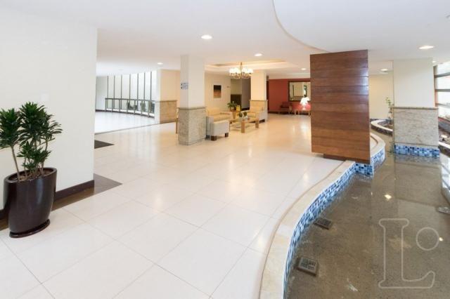 Apartamento à venda com 3 dormitórios em Menino deus, Porto alegre cod:LU270983 - Foto 3