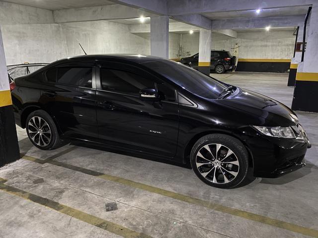 Honda Civic 2.0 Lxr Flex - Foto 4