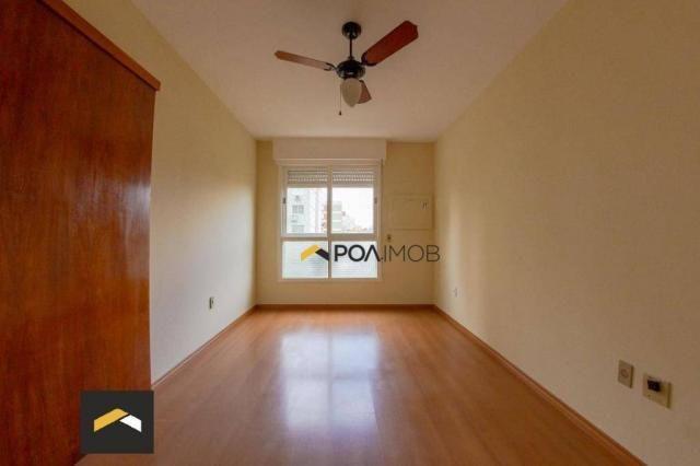 Apartamento com 2 dormitórios para alugar, 75 m² por R$ 2.130,00/mês - Rio Branco - Porto  - Foto 12