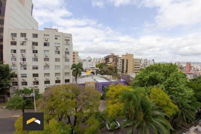 Apartamento com 2 dormitórios para alugar, 75 m² por R$ 2.130,00/mês - Rio Branco - Porto  - Foto 20