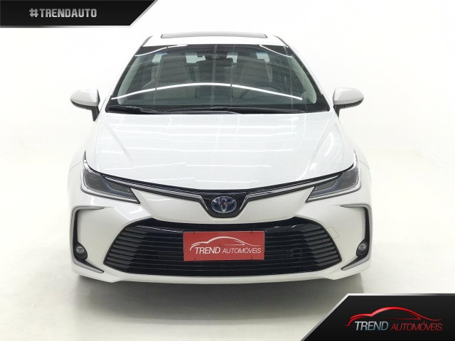 Corolla Altis Hybrid Branco perolizado 0km - Foto 5