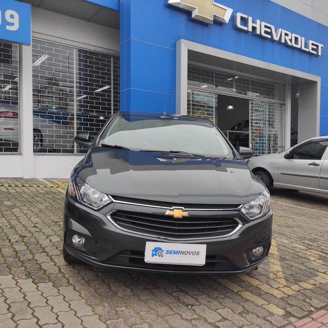 Chevrolet Onix 1.4 LTZ Automático 2018 - Foto 4