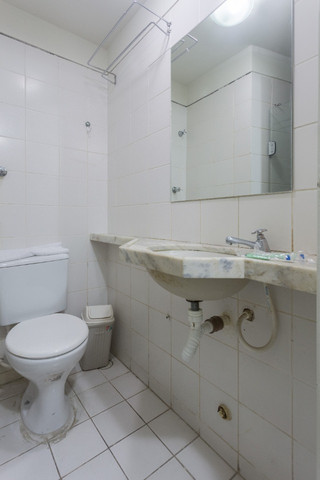 Flat 207, aluguel, possui 50 m2, 1 quarto, em Boa Viagem - Recife - PE, 100% climatizado - Foto 12