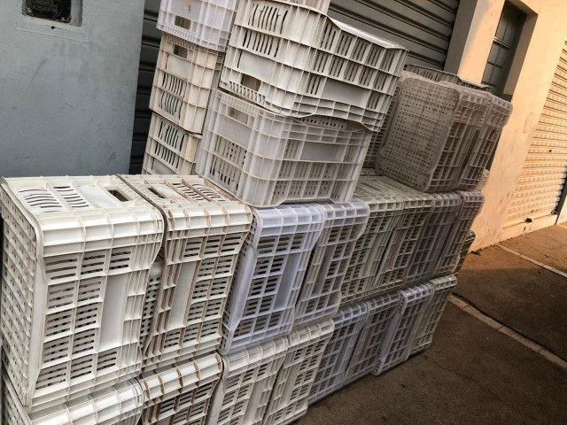 Caixa Plástica Branca - Foto 4