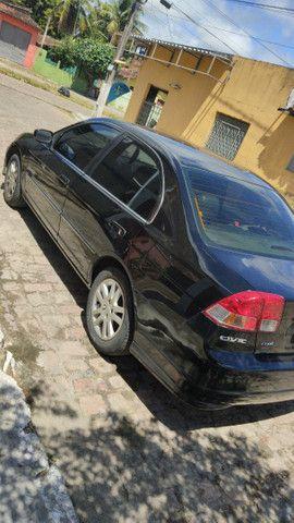 Civic Lxl 1.7 16v automático vtec 130cv - Foto 6