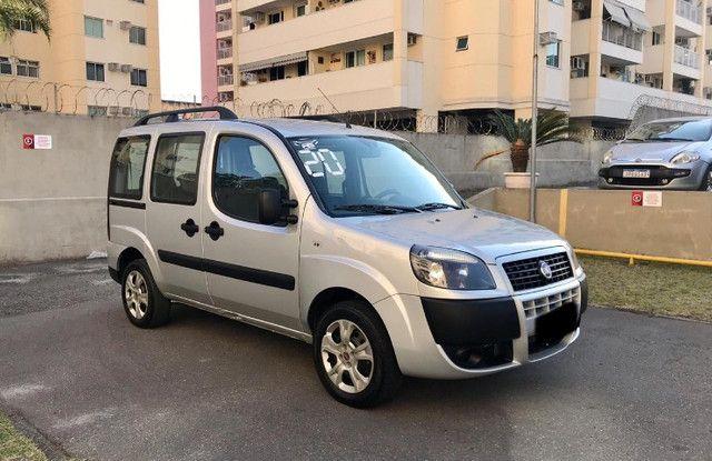 Fiat Doblo 7L 2019 Preço Real - Foto 3