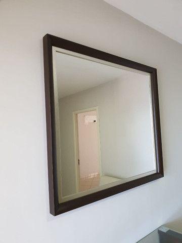Aceito proposta para este conjunto de espelho e mesa - Foto 4