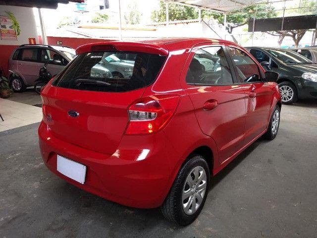 Vendo Troco e Financio Ford KA SE 1.0 2015 completo 58 milkm - Foto 4