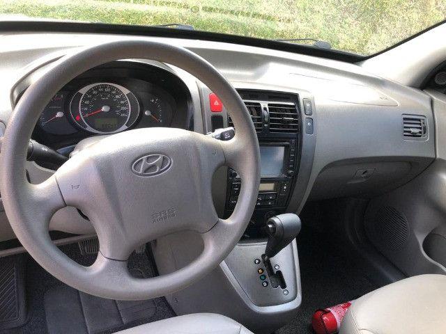 Hyundai Tucson Branca 2014/2015 16V Flex 4P Automático - Foto 12