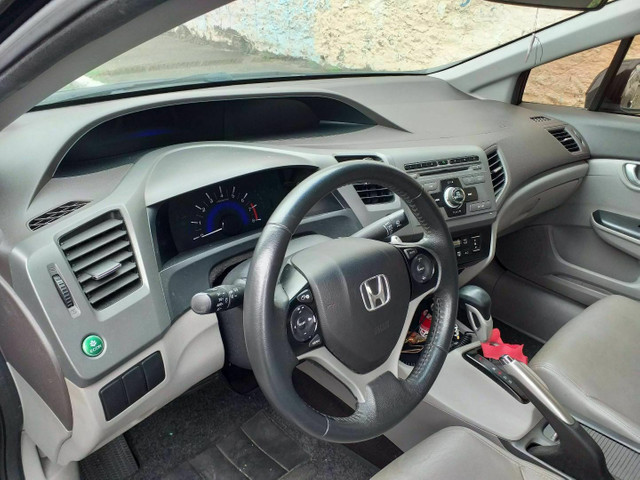 Honda civic LXL conservado