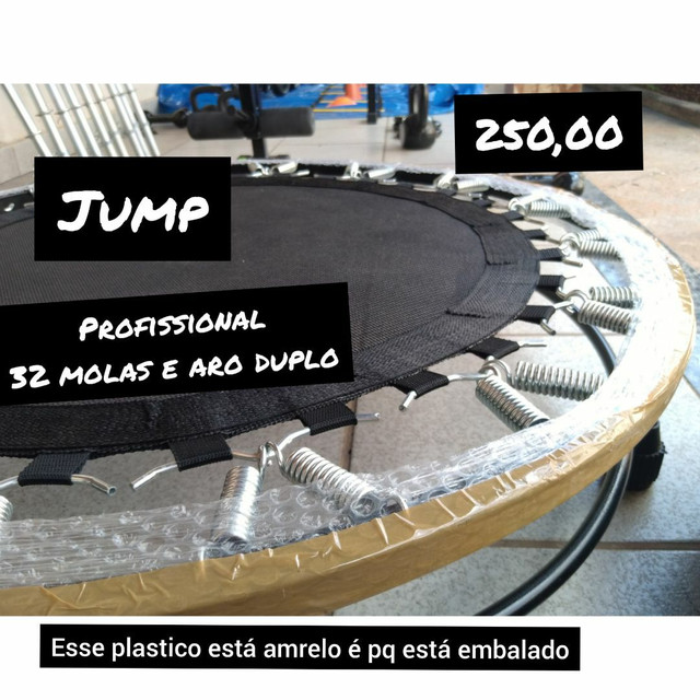 Jump profissional em Sete Lagoas - Foto 2