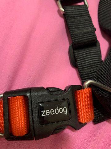 Peitoral antipuxão G - zeedog - Foto 2