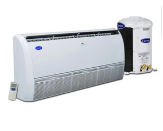 Ar Condicionado novo Piso Teto Carrier 48.000 BTU/h Quente e Frio Trifásico - 380 Volts - Foto 5