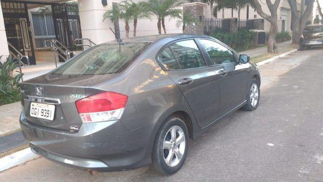 Vende-se Honda City automático modelo 2012 - Foto 2