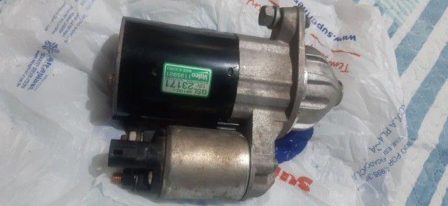 Vendo motor de arranque de i30 semi novo  - Foto 5