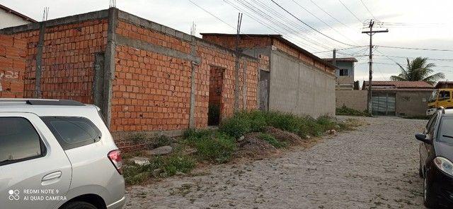 Vendo Casa em construçao - Tomba - Tamandari - Foto 4