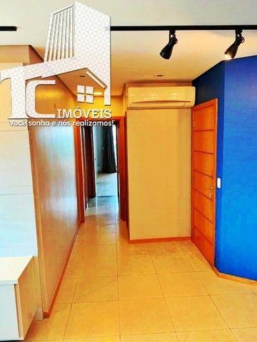 Vendo Apartamento The Sun - Parque 10, próximo ao Detran/110m²/3 Qtos  - Foto 2