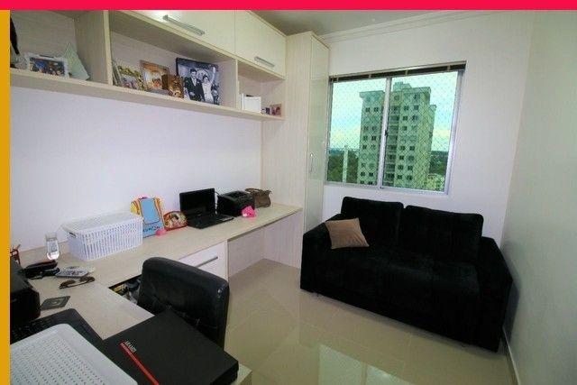 Apartamento 3 Quartos Ponta Negra Condomínio weekend Club - Foto 8