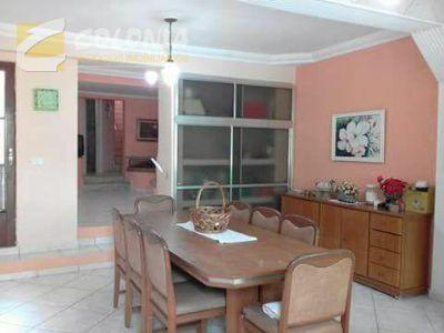 Casa para alugar com 4 dormitórios em Parque novo oratório, Santo andré cod:41598
