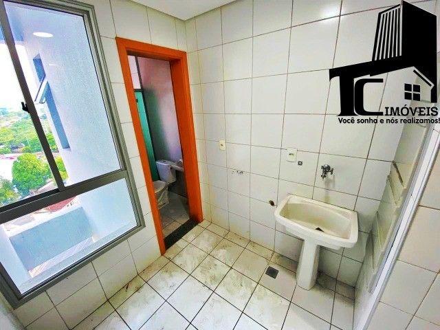 Vendo Apartamento The Sun/8 Andar/110m²/3 suítes Modulados Cortina de vidro na varanda - Foto 8