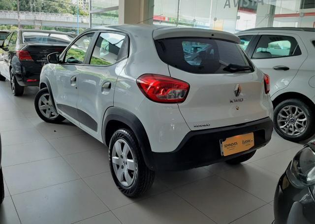 Renault Kwid Zen 1.0 12V Sce Flex 4P M - Foto 6