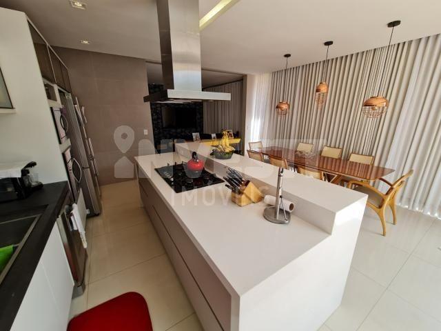 Casa de condomínio à venda com 4 dormitórios em Jardins madri, Goiânia cod:621431 - Foto 12