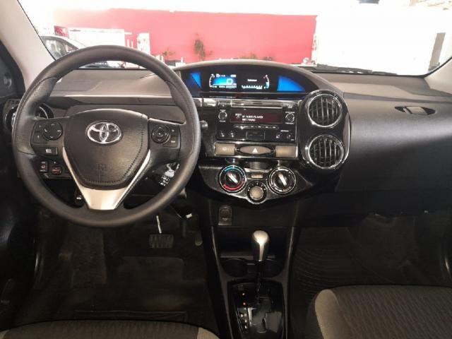 Toyota Etios 1.5 X PLUS 16V FLEX 4P AUTOMATICO - Foto 9