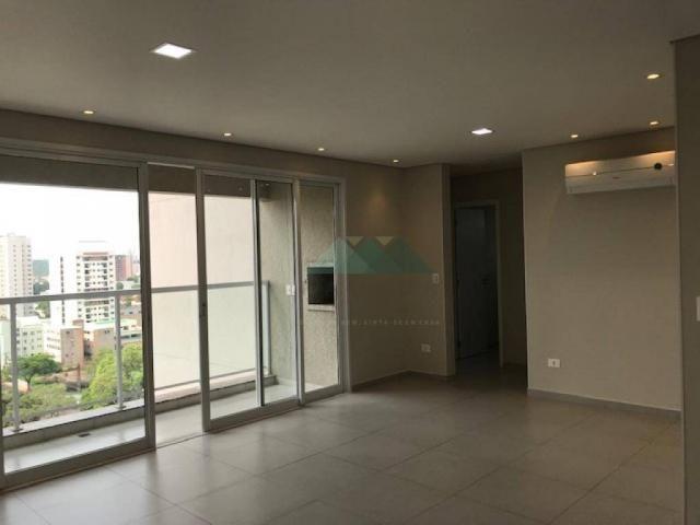 Apartamento com 3 dormitórios para alugar por R$ 2.800/mês - Residencial Omoiru - Foz do I - Foto 2
